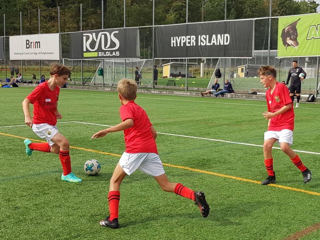 Camp med SL Benfica